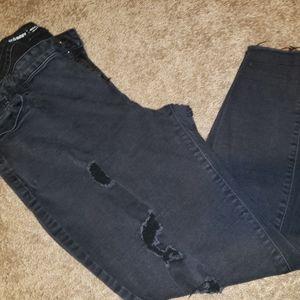 Old Navy- Rockstar skinny jeans